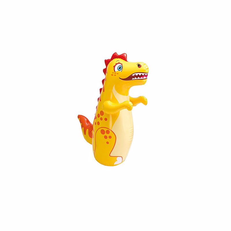 Надувная игрушка-неваляшка Intex 44669 (94 x 61 см) Динозавр