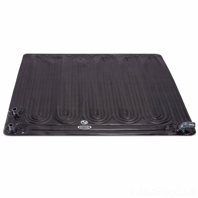 Коврик-нагреватель Intex 28685 (120 x 120 см) Solar Mat на солнечной энергии