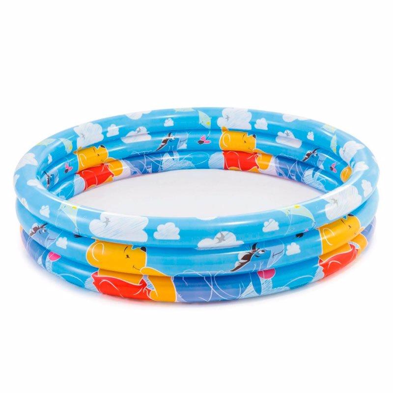 Детский надувной бассейн Intex 58915 (147-33 см) Винни Пух