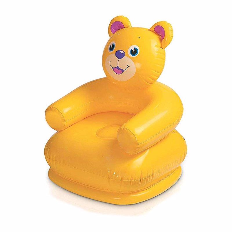 Детское надувное кресло Intex 68556 (65 x 64 x 79 см) Мишка