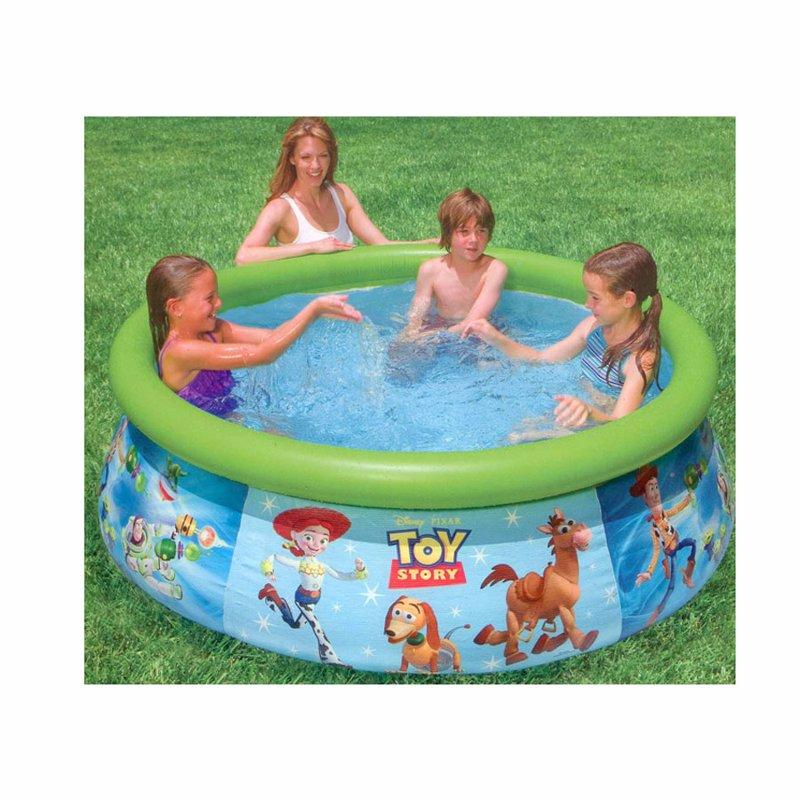 Надувной бассейн Intex 54400 История игрушек ToY Story Easy Set Pool (183x51 см)