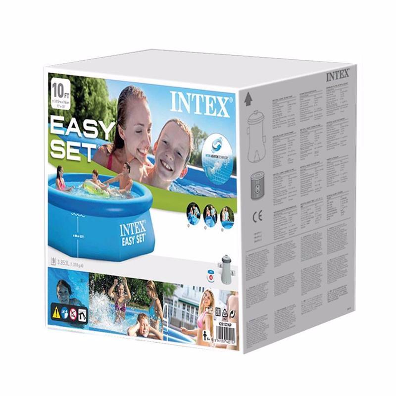 Надувной бассейн Intex 28122 Easy Set Pool (305x76 см)