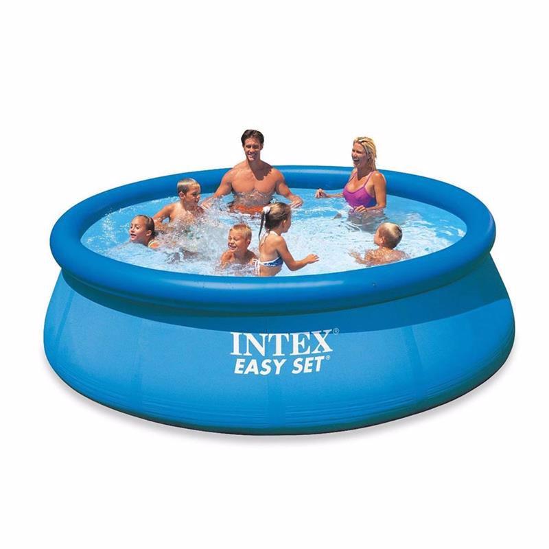Надувной бассейн Intex 28130 Easy Set Pool (366x76 см)