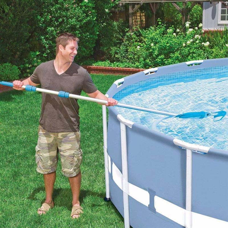 Набор для чистки бассейнов Intex 28003 Deluxe Pool Maintenance Kit