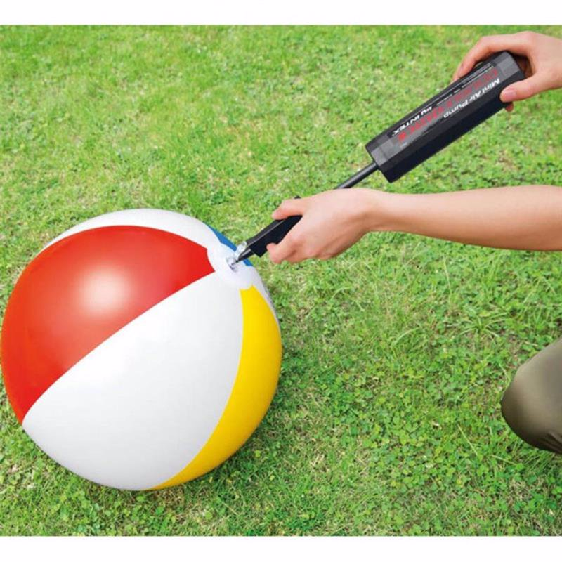 Мини ручной насос Intex 69613 (29 см) Double Quick Mini Hand Pump