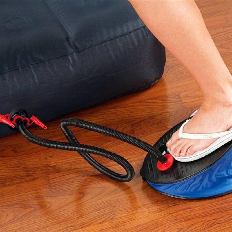 Ножной насос Intex 69611 (28 см) Bellows Foot Pump