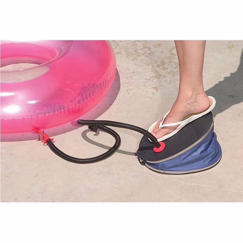 Ножной насос Intex 68610 (30 см) Giant Bellows Foot Pump