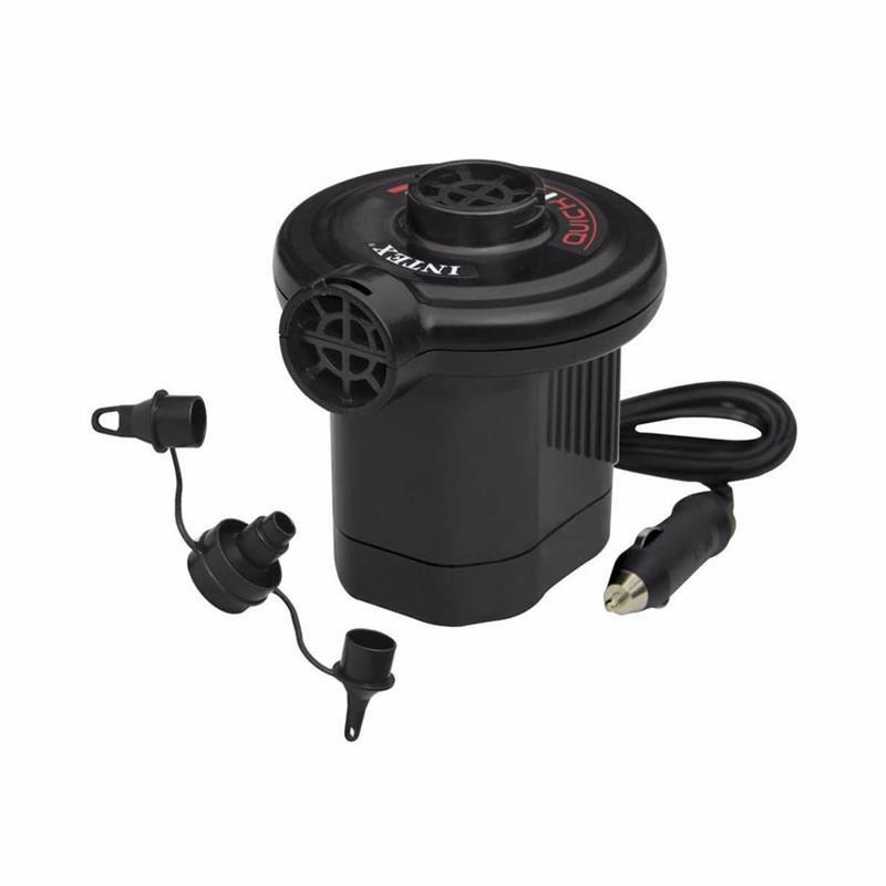 Электронасос Intex 66626 (600 литр/мин) Quick-Fill™ DC (Работает от прикуривателя 12B)