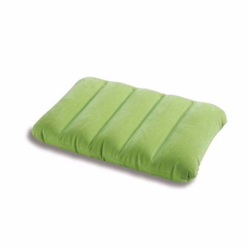 Надувная подушка Intex 68676 (43 x 28 x 9 см) Kidz Pillow (Салатовый)