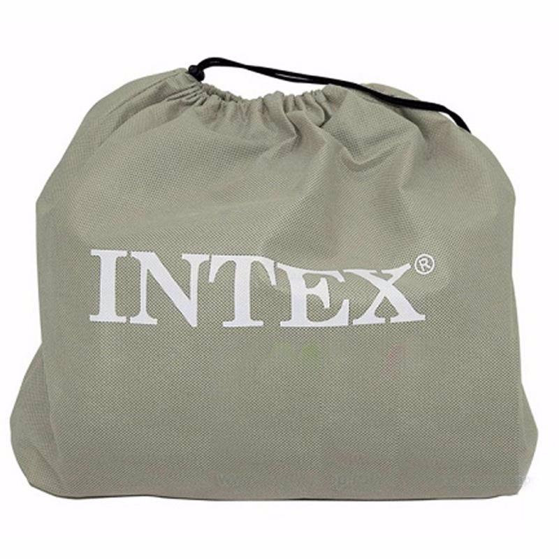 Двуспальный надувной матрас Intex 66769 (152-203-23 см) Pillow Rest