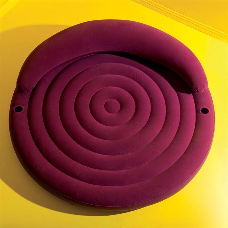 Надувной диван Intex 68881 (191 x 53 см) Ultra Daybed Lounge