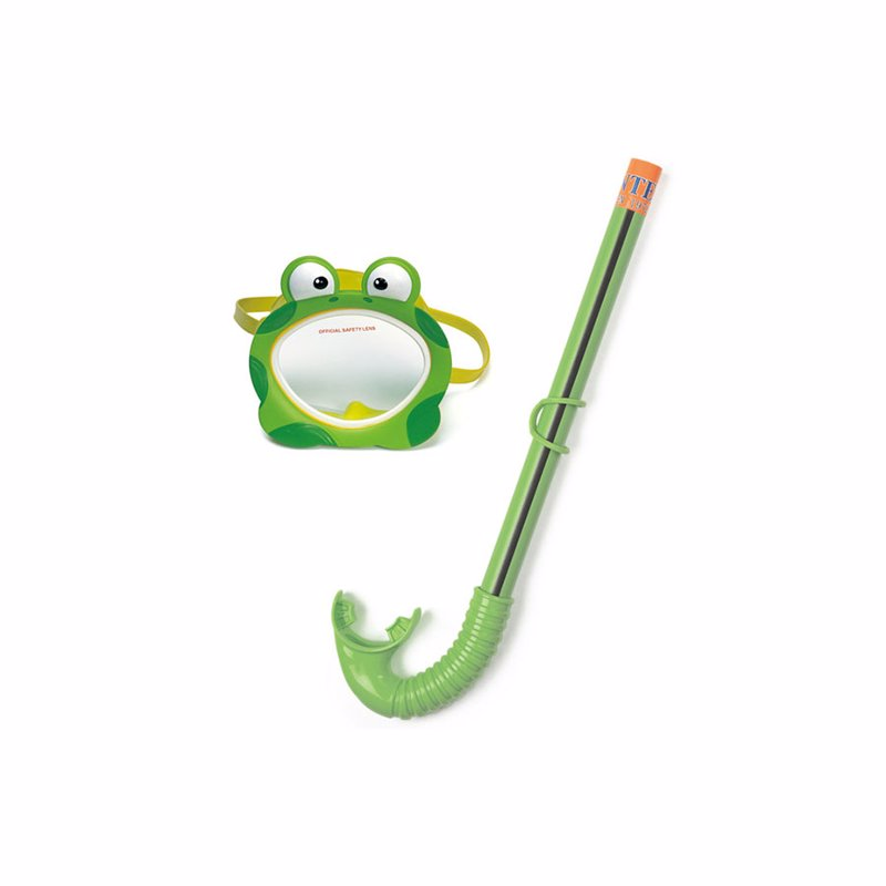 Детский набор для плавания Intex 55940 Froggy Fun Set