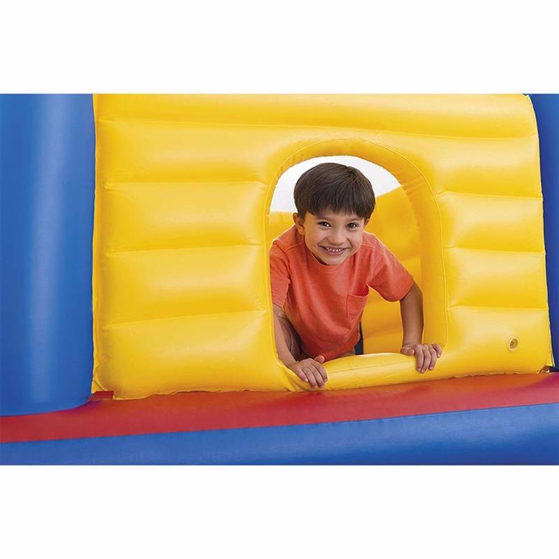 Надувной игровой центр-батут Intex 48259 (175 х 175 х 135 см) Jump-O-Lene
