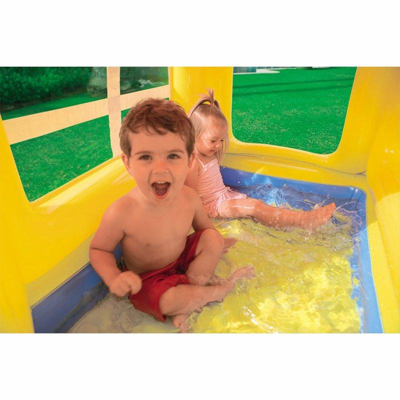 Детский надувной бассейн Intex 57429 Puppy Love Pool (142x117x122 см)