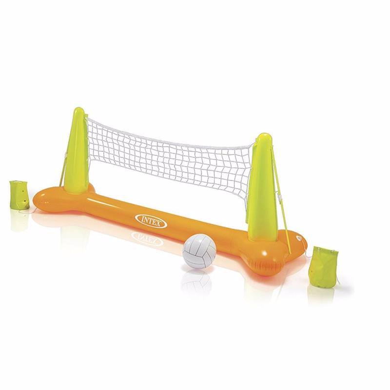Надувная волейбольная сетка Intex 56508 (239 x 64 x 91 см)