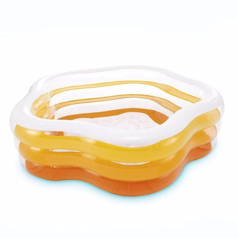 Детский надувной бассейн Intex 56495 Summer Colors Pool (185х180х53 см)