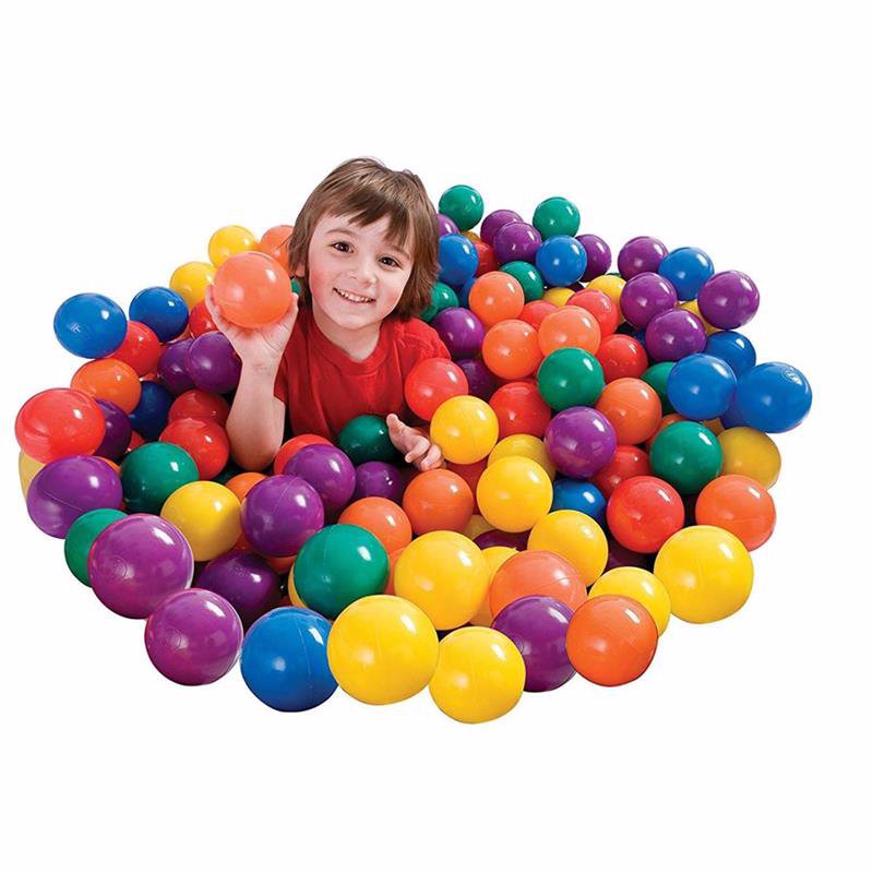 Мячики Intex 49602 Fun Ballz (6.5 см, 100 шт) Для сухого бассейна