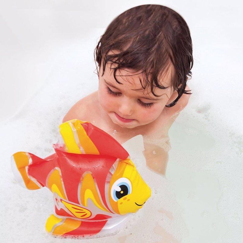 Надувная игрушка Intex 58590 Puff 'n Play (Тропическая рыбка)