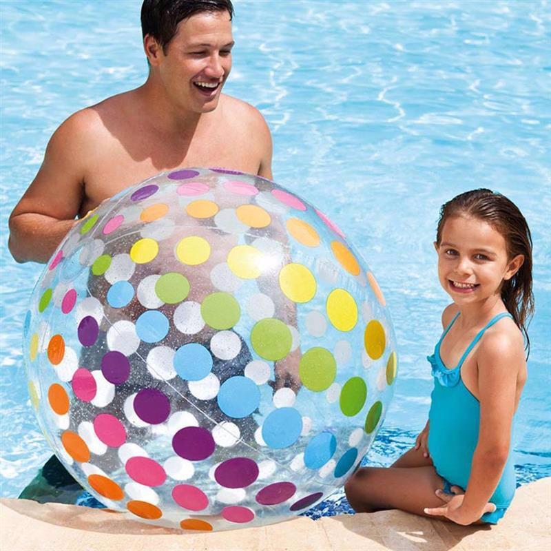 Надувной мяч Intex 59065 Jumbo Ball (107 см)