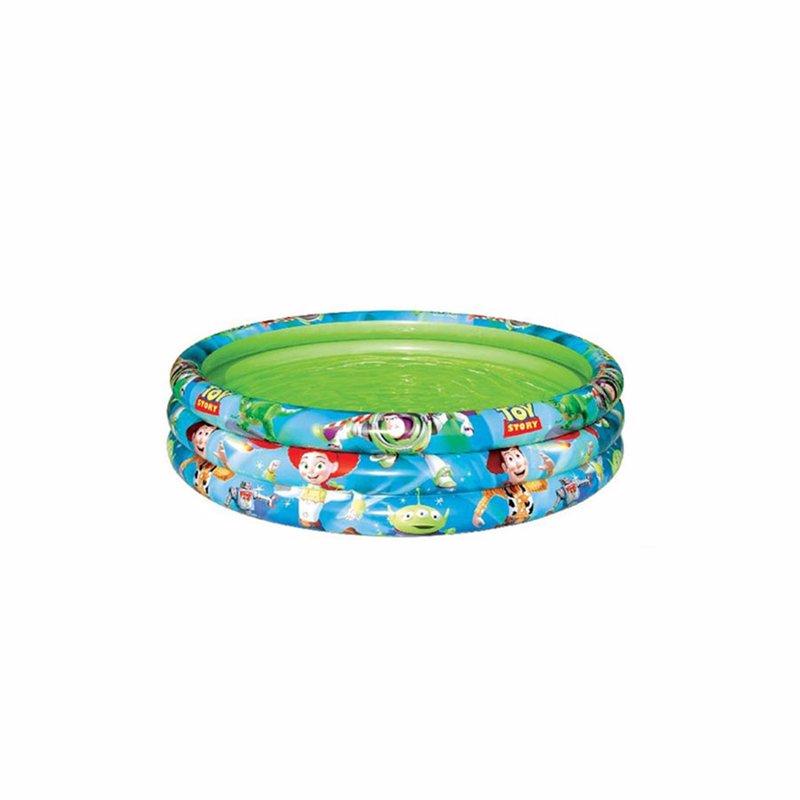 Детский надувной бассейн Intex 57446 История Игрушек ToY Story 3 Ring Pool (168х40 см)