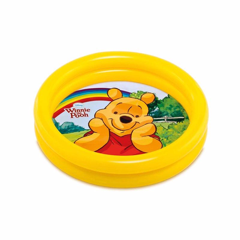 Детский надувной бассейн Intex 58922 Винни Пух Winnie the Pooh Baby Pool (61х15 см)