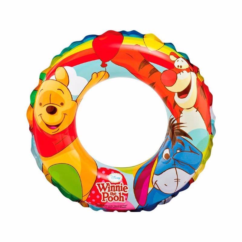Детский надувной круг Intex 58228 Винни Пух Winnie the Pooh Swim Ring (51 см)