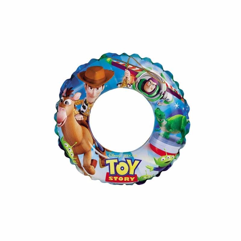 Детский надувной круг Intex 58253 История Игрушек ToY Story Swim Ring (61 см)