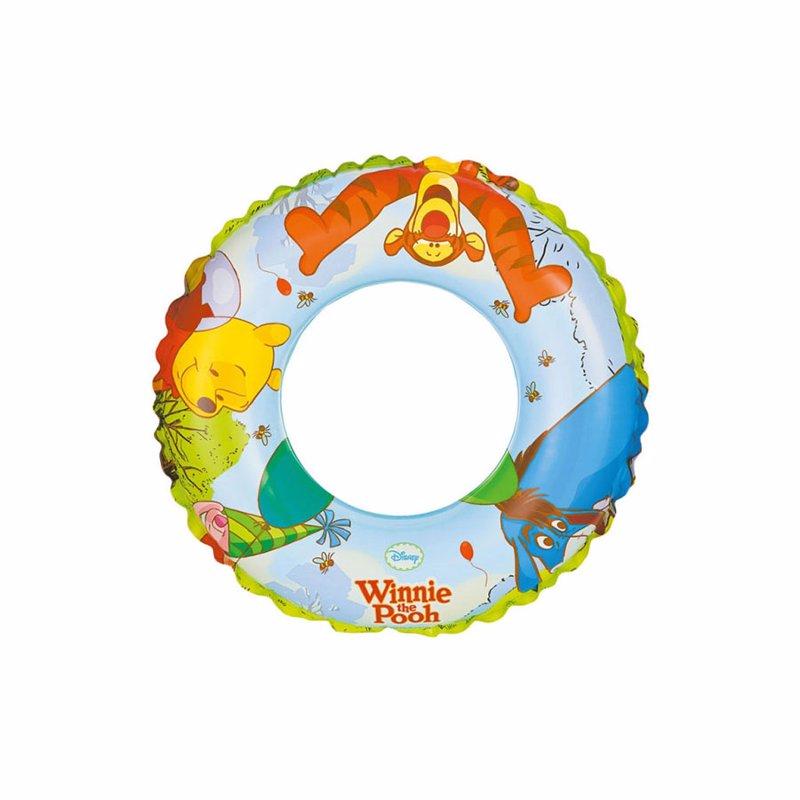 Детский надувной круг Intex 58254 Винни Пух Winnie the Pooh Swim Ring (61 см)