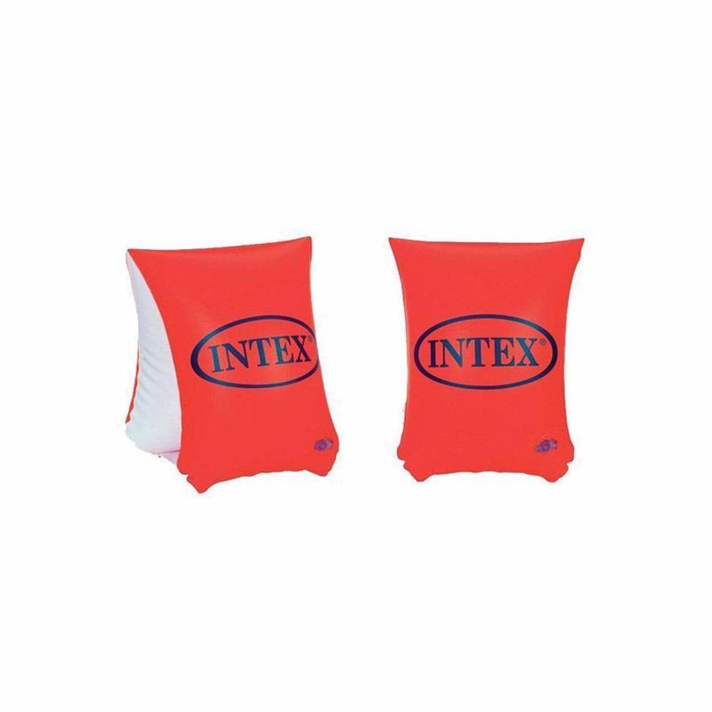 Детские надувные нарукавники Intex 58642 Deluxe Arm Bands (23x15 см)
