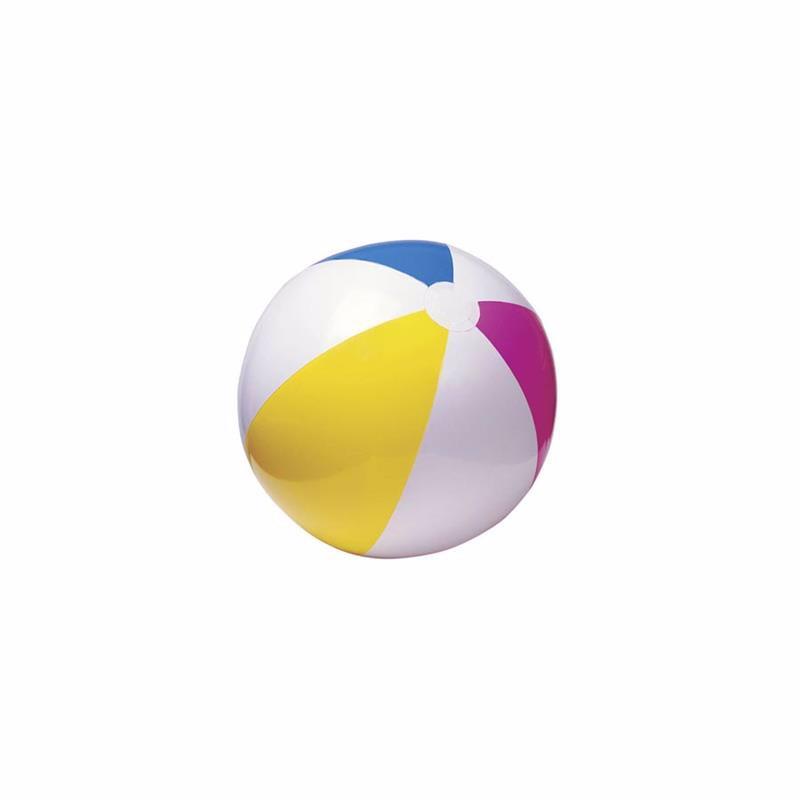 Надувной мяч Intex 59030 Glossy Panel Ball (61 см)