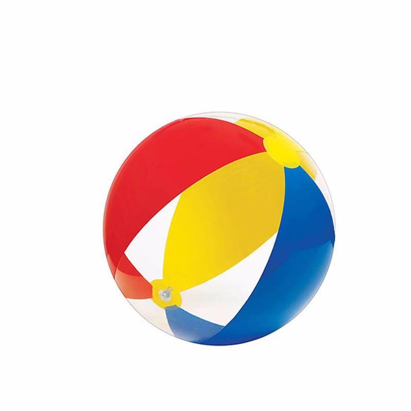 Надувной мяч Intex 59032 (Красно-синий) Paradise Balls (61 см)