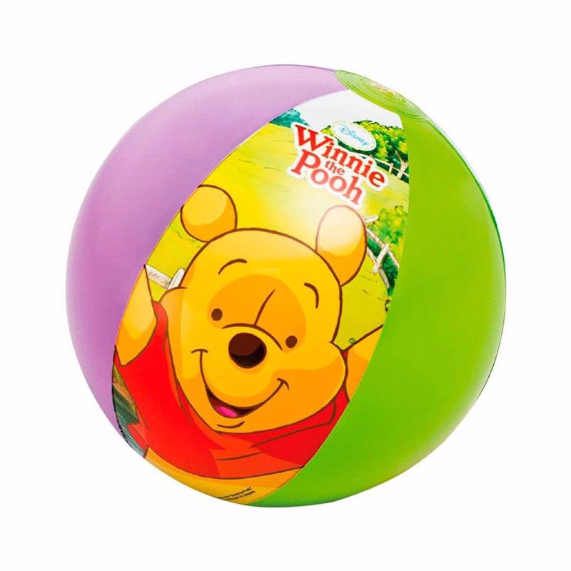 Надувной мяч Intex 58025 Винни Пух Winnie the Pooh Beach Ball (51 см)