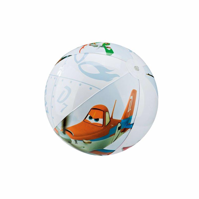 Надувной мяч Intex 58058 Литачки Planes Beach Ball (61 см)