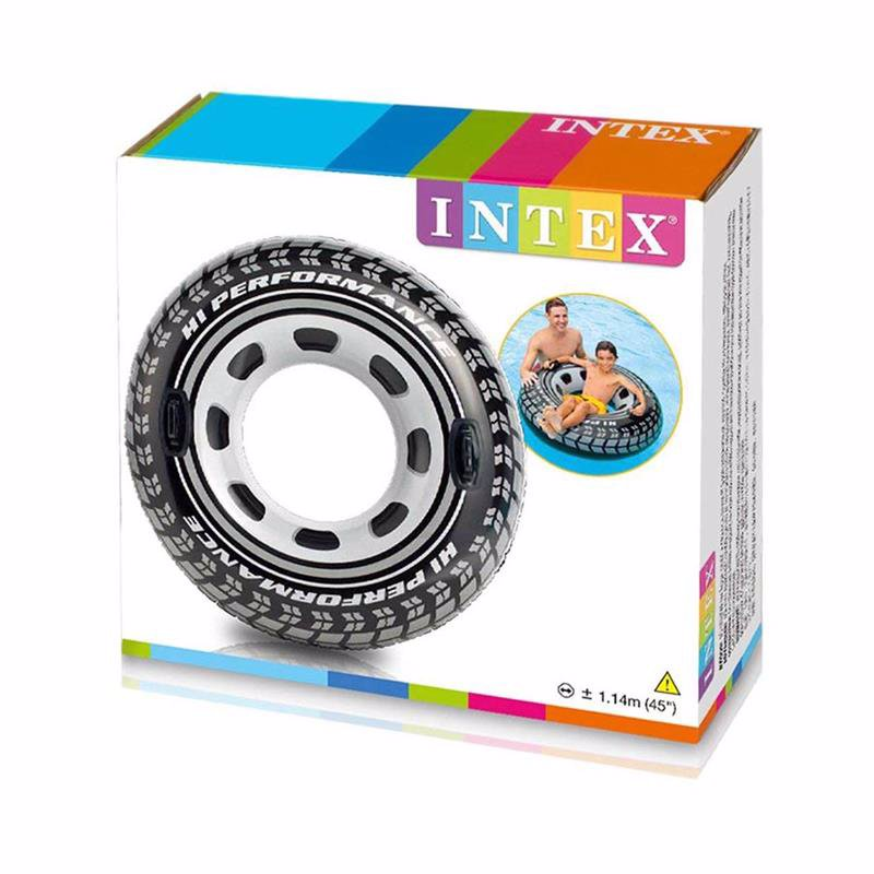 Надувной круг Intex 56268 Monster Truck Tube (114 см)