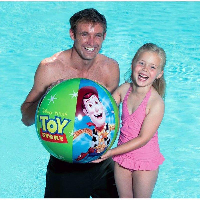 Надувной мяч Intex 58037 История игрушек ToY Story Beach Ball (61 см)