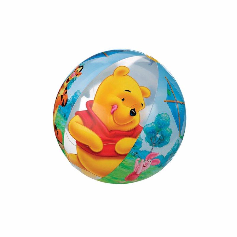 Надувной мяч Intex 58056 Винни Пух Winnie the Pooh Beach Ball (61 см)