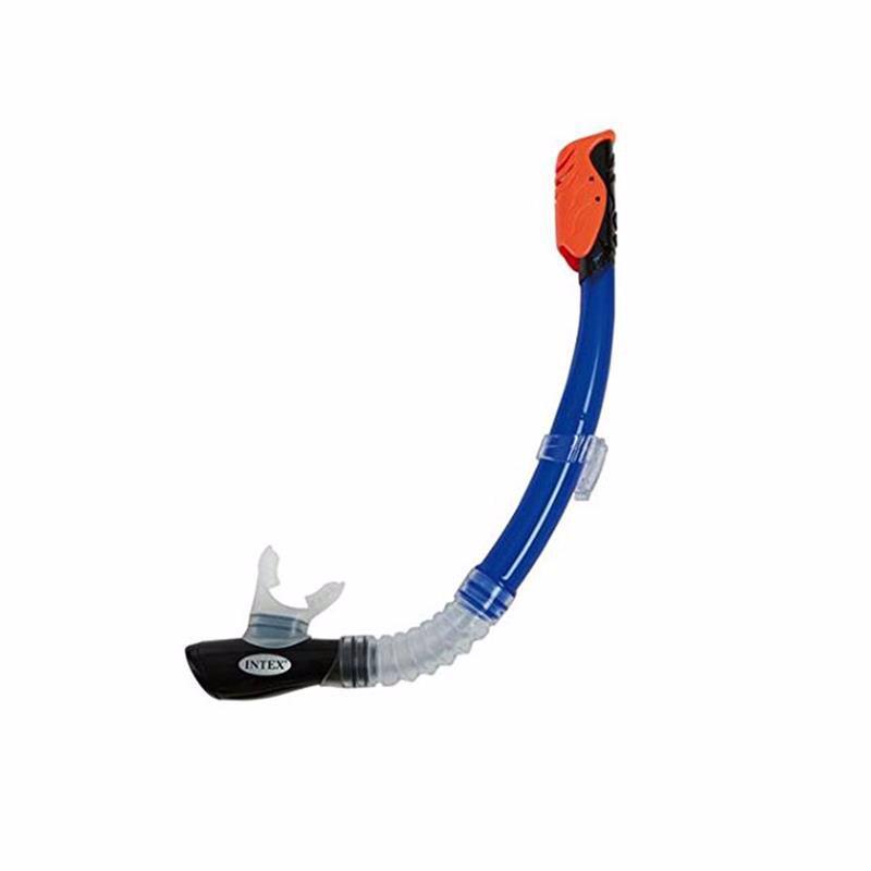 Трубка для плавания Intex 55924 (Синий) Hyper-Flow Sr. Snorkels