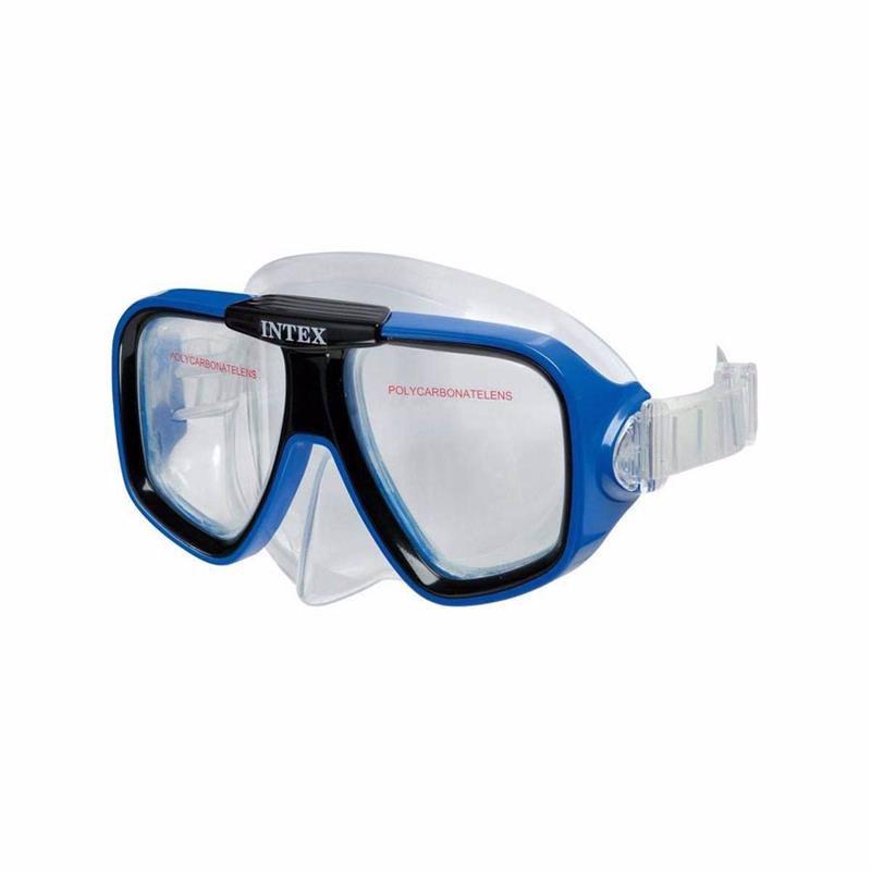 Маска для плавания Intex 55974 (Синий) Reef Rider Masks