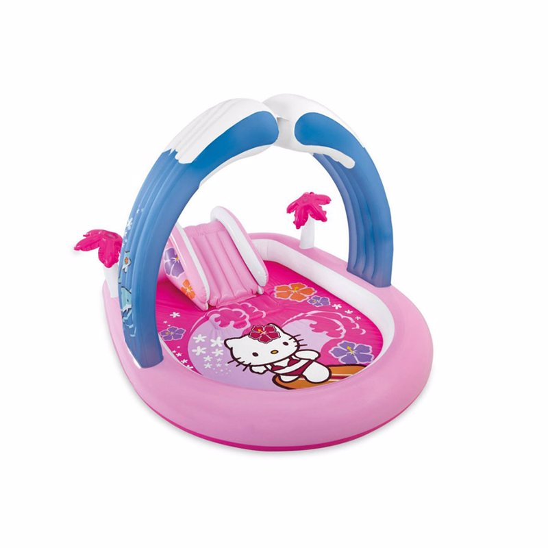 Водный надувной игровой центр Intex 57137 (211 x 163 x 121 см) Hello Kitty