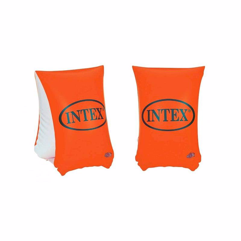 Детские надувные нарукавники Intex 58641 Large Deluxe Arm Bands (30x15 см)