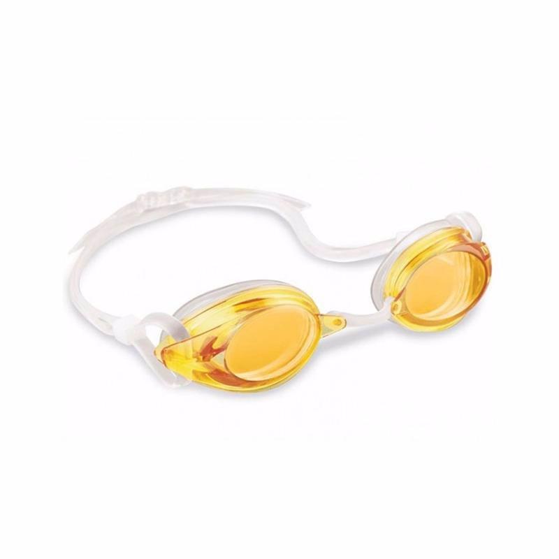 Очки для плавания Intex 55684 (Желтый) Sport Relay Goggles