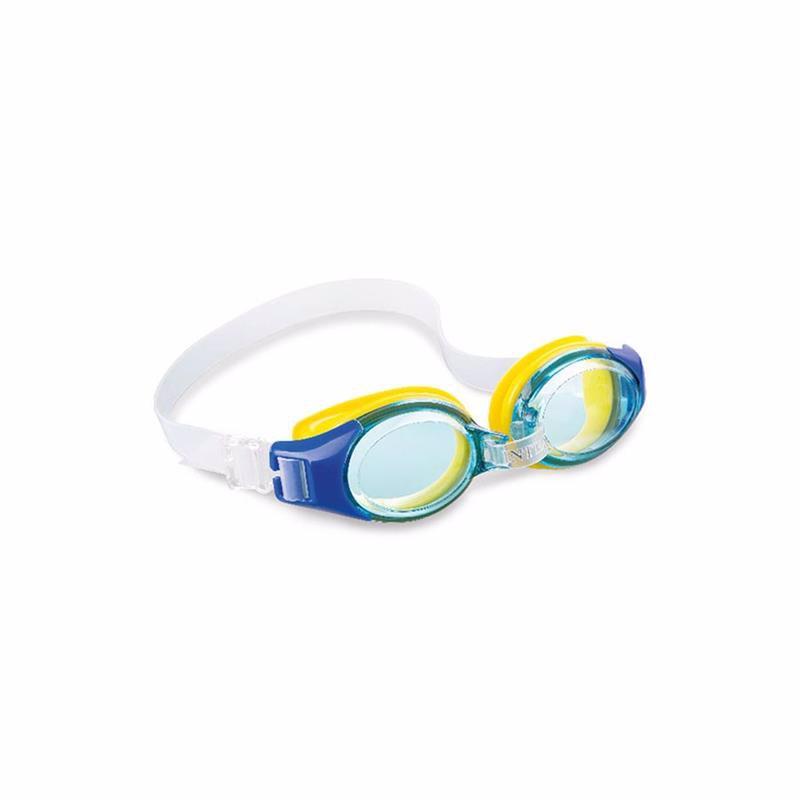 Детские очки для плавания Intex 55601 (Синий) Junior Goggles