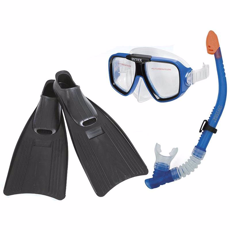 Набор для плавания Intex 55957 Reef Rider Sports Set