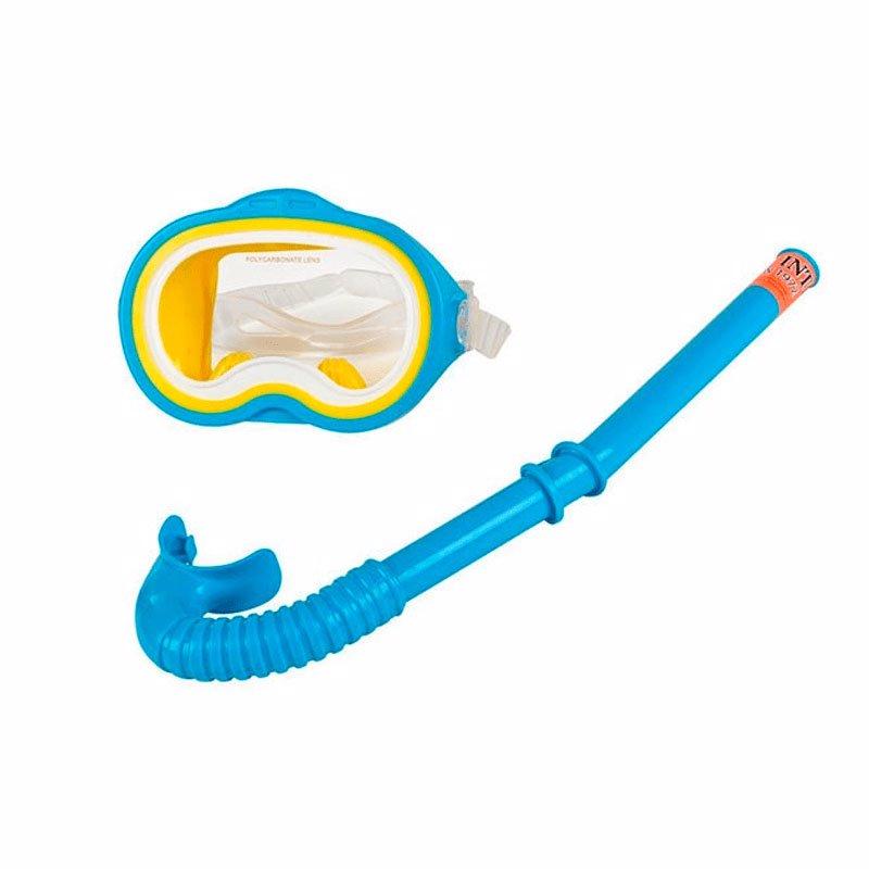 Детский набор для плавания Intex 55942 Adventurer Swim Set