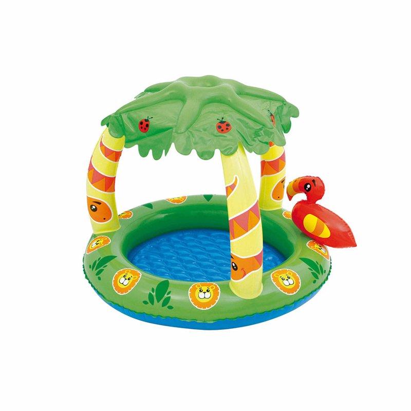 Детский надувной бассейн Bestway 52179 (99x91x71 см)