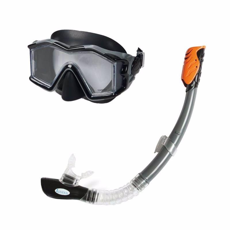 Набор для плавания Intex 55961 Silicone Explorer Pro Swim Set