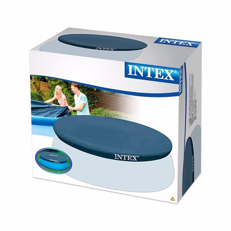 Чехол Intex 28022 (для надувного круглого бассейна, диаметром 366 см) Easy Set Pool Cover