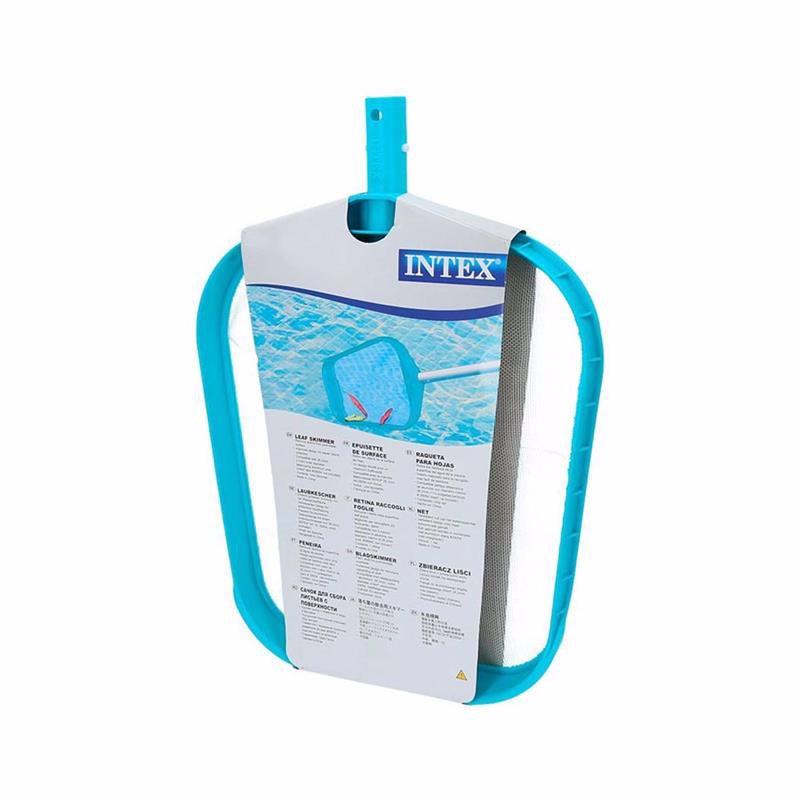 Сачок Intex 29050 для очистки верхнего слоя воды Leaf Skimmer (к трубке 26.2 мм)