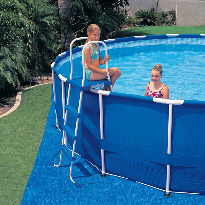 Лестница для бассейна Intex 28062 Pool Ladder (122 см)