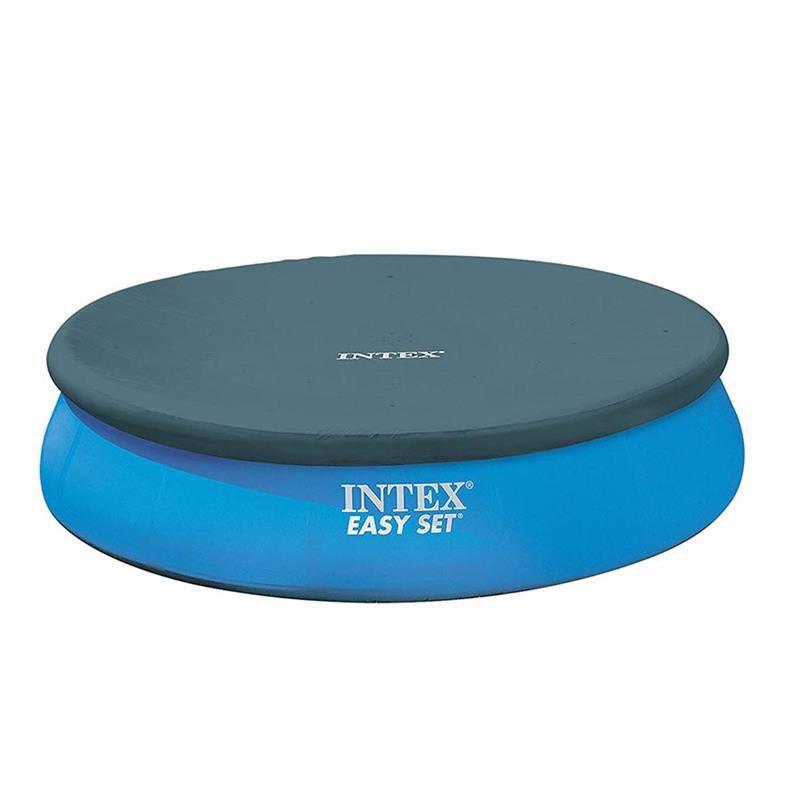 Чехол Intex 28020 (для надувного круглого бассейна, диаметром 244 см) Easy Set Pool Cover